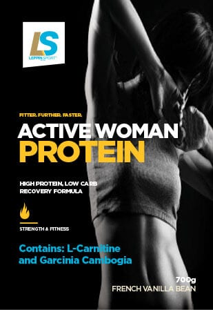 Active Women 700g Vanilla front